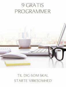 Gratis programmer til dig der vil starte egen virksomhed