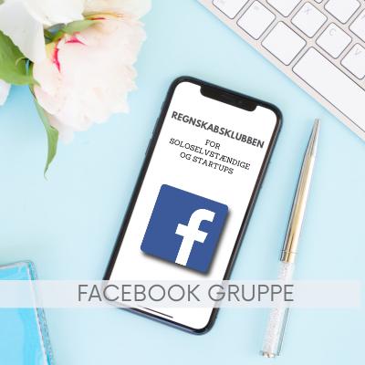 Facebook gruppen for soloselvstændige og startups
